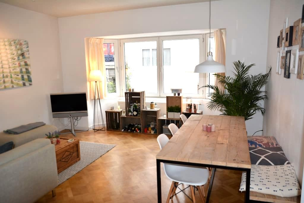 Cosy apartment in a great neighbourhood - Antwerpen - Leilighet