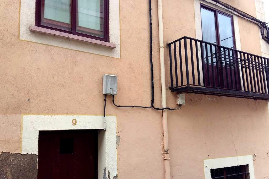 Apartamento céntrico y próximo a los Jardines - La Granja de San Ildefonso - Appartement