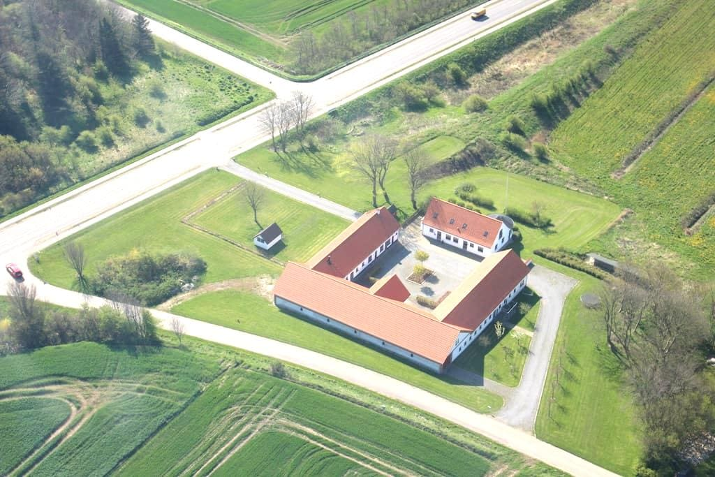 Ferielejlighed ved Blokhus - Saltum