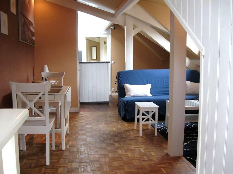 SABILU - Villerville - Wohnung