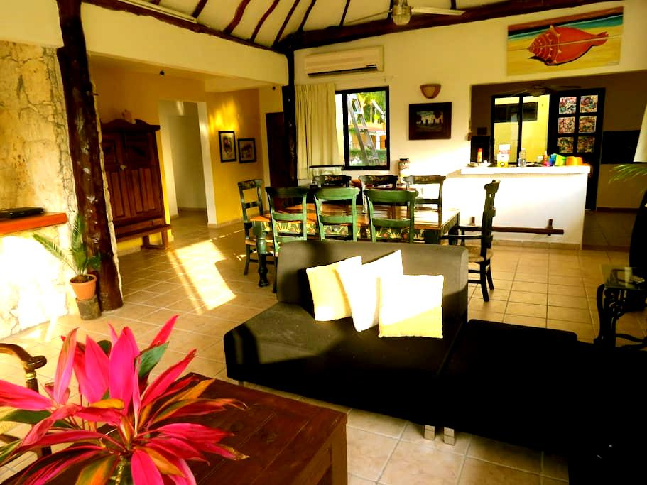 Villa Rita in Playa Paraiso - Playa del Carmen - House