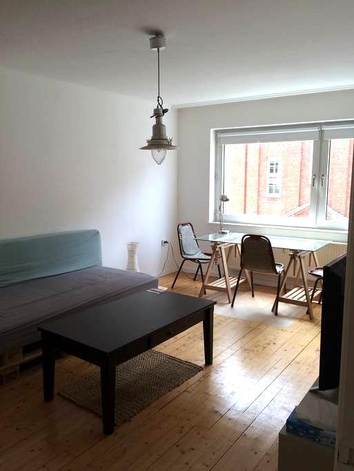 Sonnige Zwei-Zimmerwohnung im Flüsseviertel - Bremen