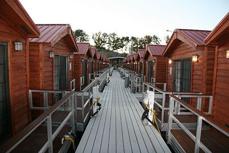 Bon Floating Cabins   Cabins For Rent In Guntersville, Alabama, United States