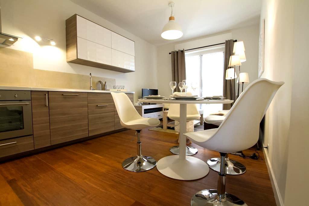 Joli 3 pièces en centre ville - Annecy - Apartment
