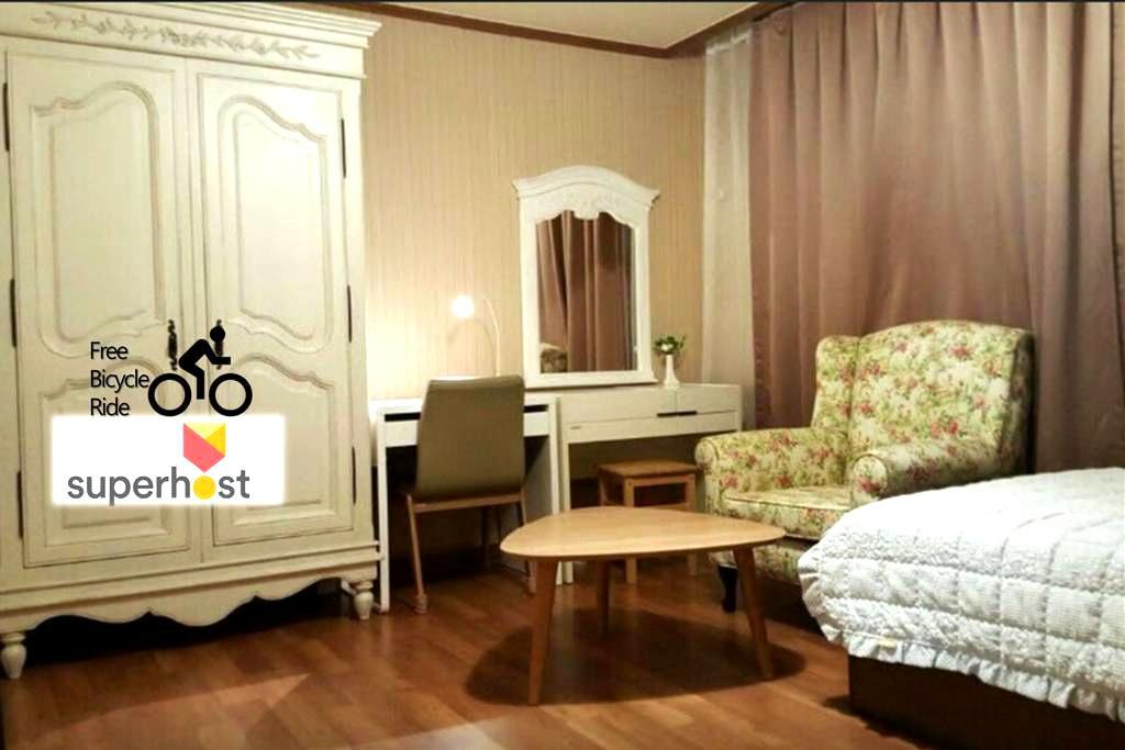 MJ's homestay (single room) - Gangnam-gu - Leilighet