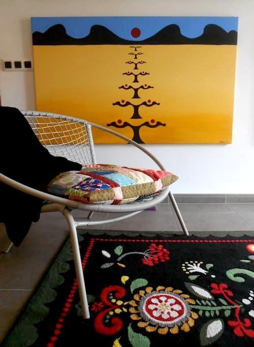 ''apARTment'' junto a la Rambla - Figueres - Appartement