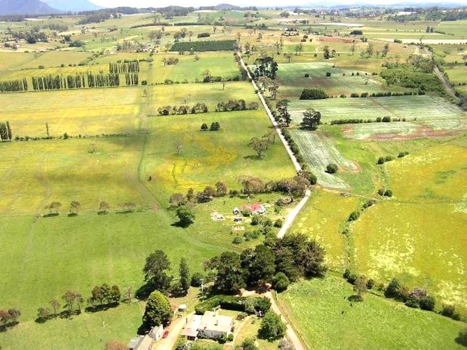 Woodlands Farm Cottage - Red Hills - Blockhütte