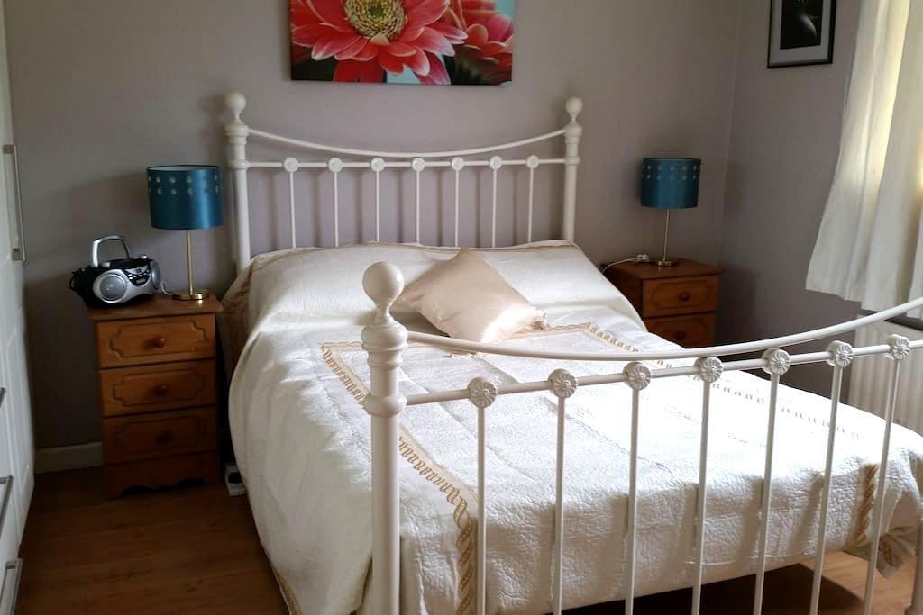 Double Bedroom - Shannon - Bed & Breakfast
