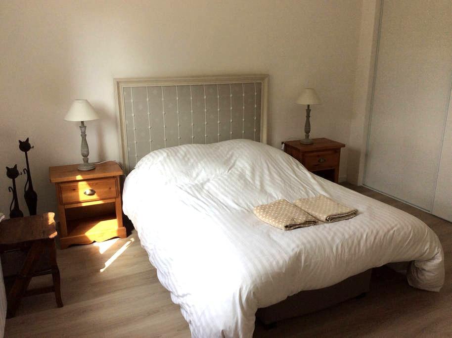 Chambre confortable à la campagne - Mortefontaine - Gjestehus