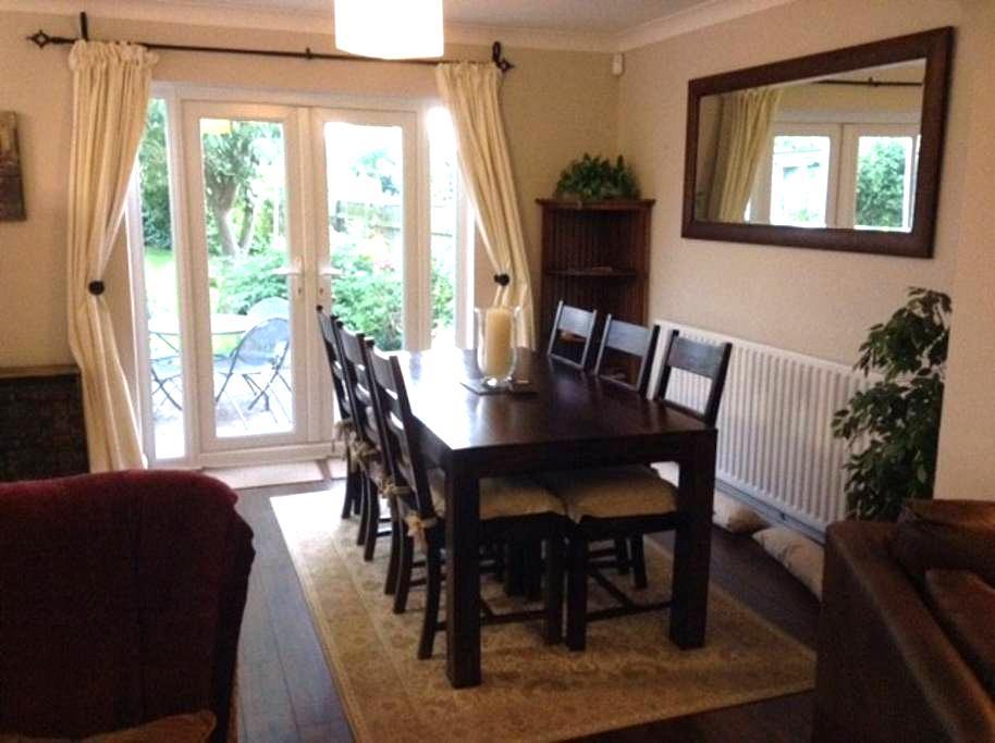 Charming 3 Bedroom Bungalow - Norwich - Casa