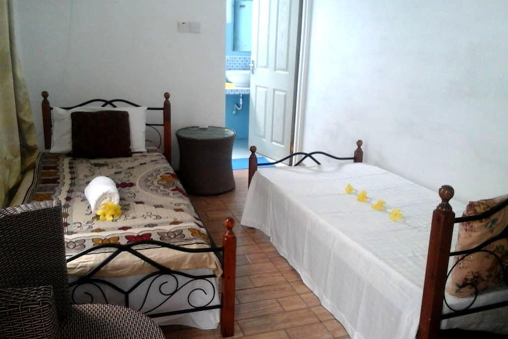 Private Room - Mahé