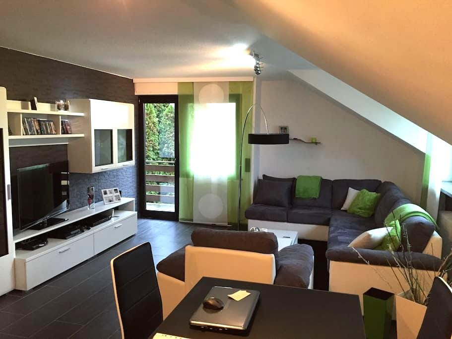Moderne Wohnung mit großer Küche - Alfter - Apartemen