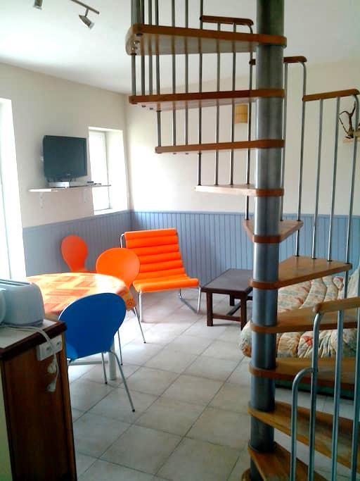 Maison à 150 m de la mer - Bernières-sur-Mer - Ev