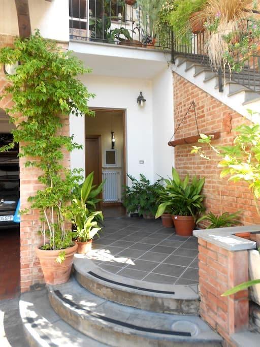 Accogliente appartamento in Toscana - San Romano