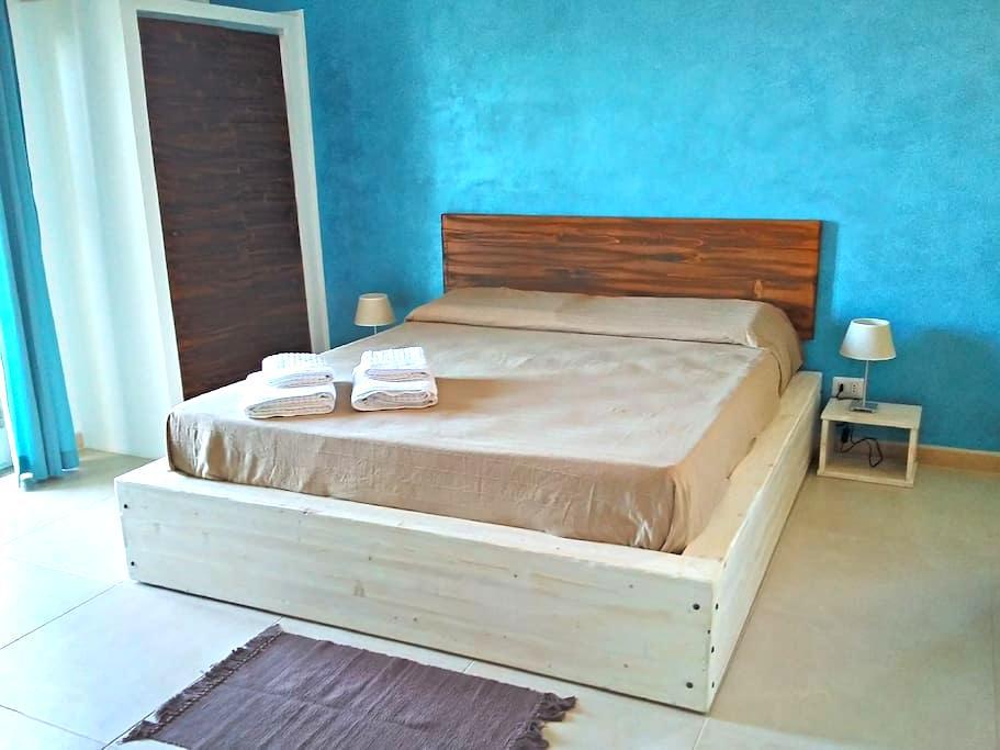 Azzurra room, Casadada b&b - Santo Stefano di Camastra