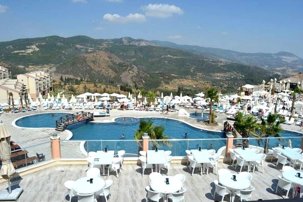 Kusadasi / Izmir / Aydin Golf und Spa Resort - Ağaçlı Köyü