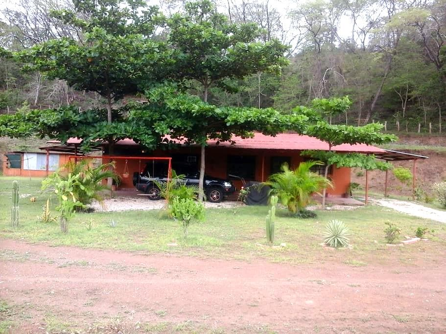 Nice home close to the beach guanac - Puerto Carrillo - Casa