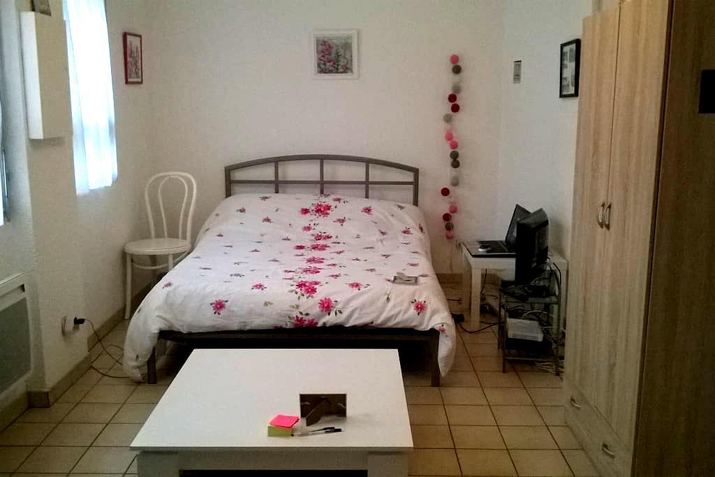 Studio centre ville de Grenoble à 2 pas de la gare - Grenoble - Appartement