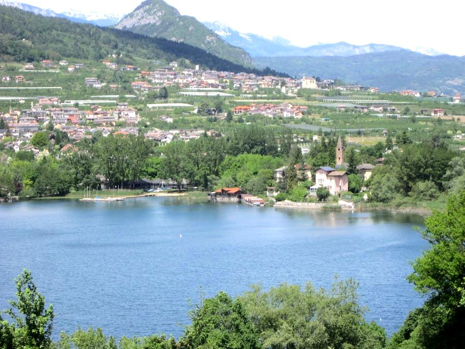 apartment Lake caldonazzo 1 - Pergine Valsugana - Apartemen