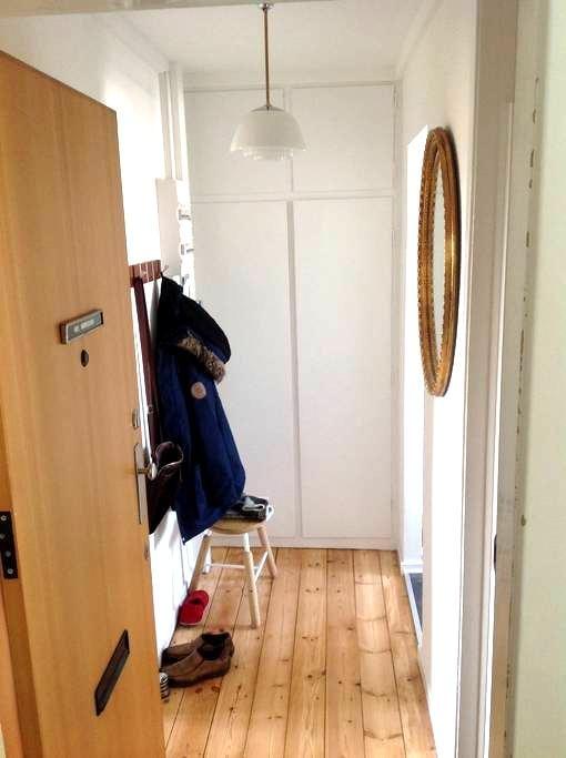 Flot, lækker og centralt - Rødovre - Apartament