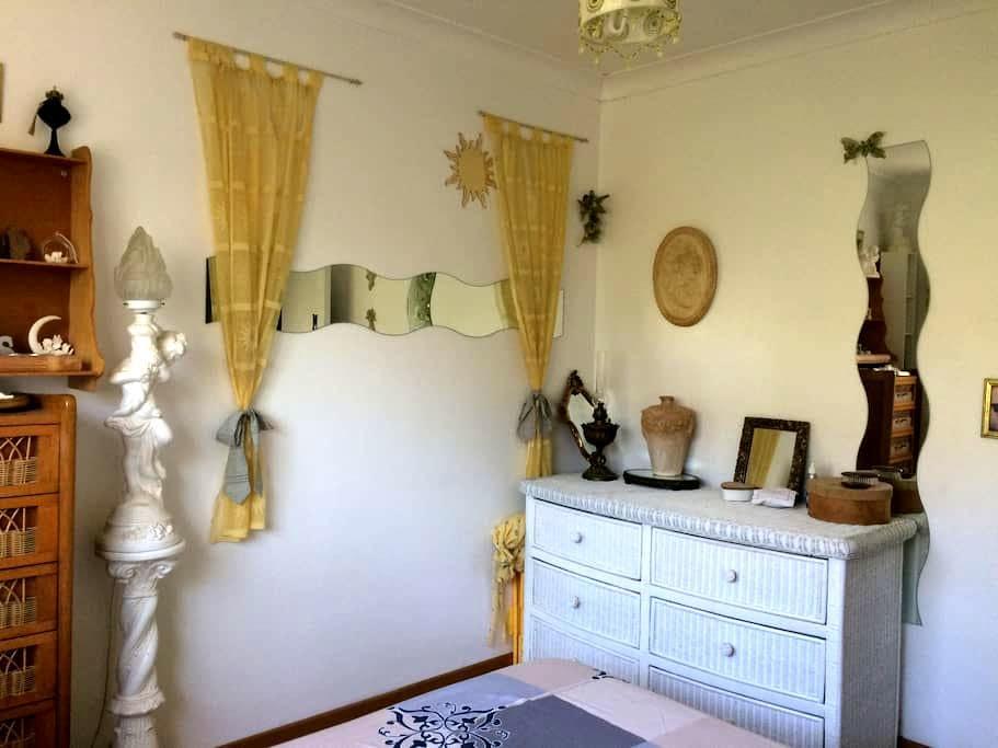 Chambre vue sur jardin - Villepreux - Haus