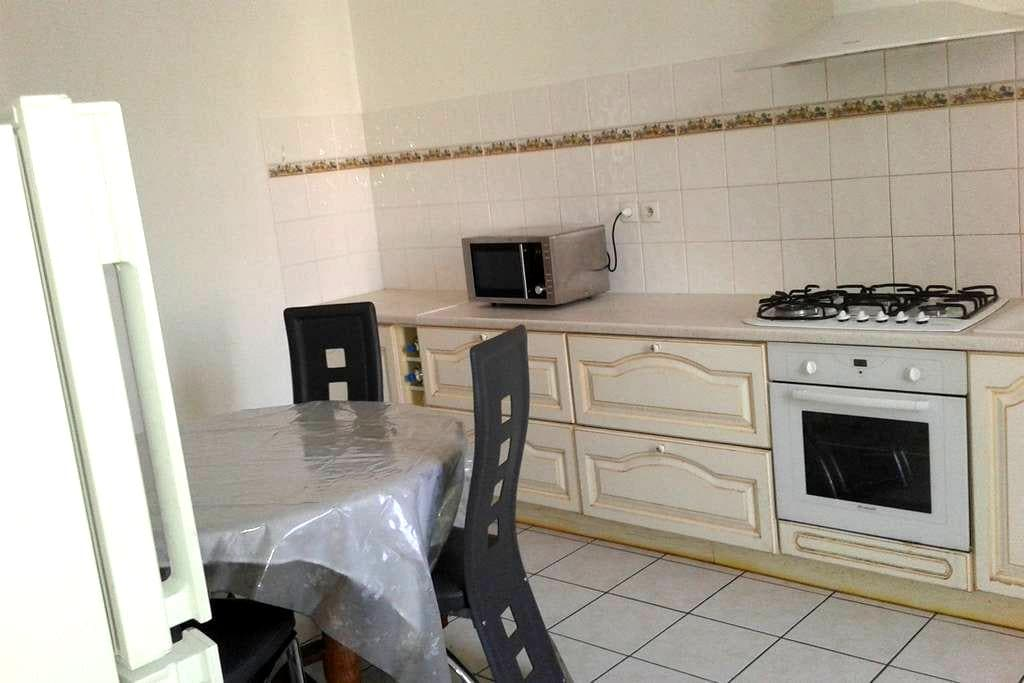 Appartement proche gare idéal UFPI & CNPE - Ambérieu-en-Bugey