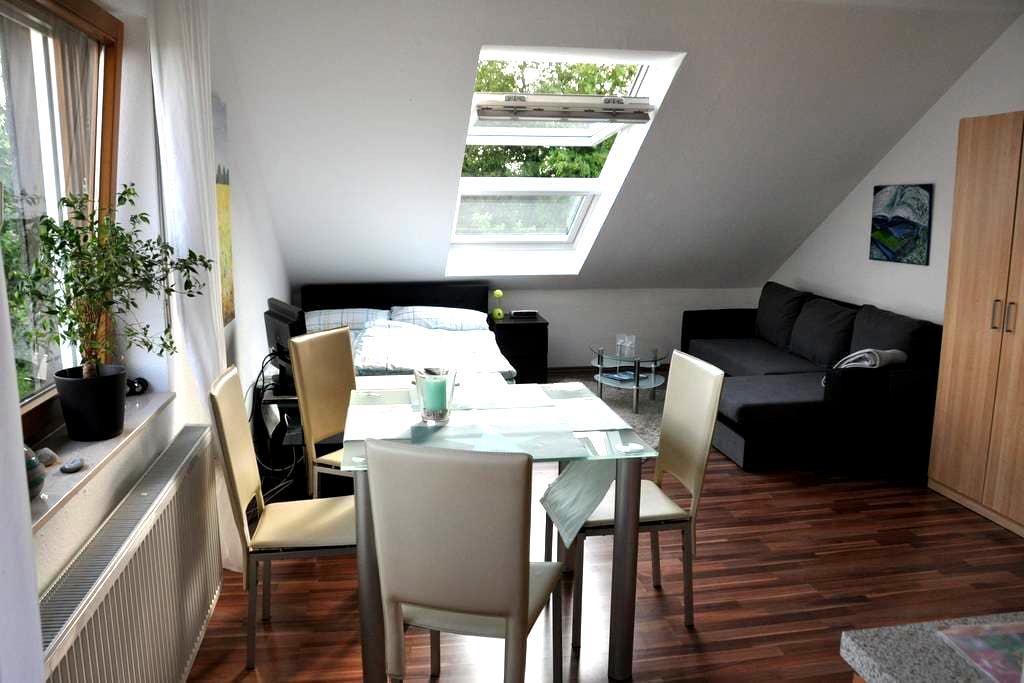 Gemütliches 1Zi.- Appartement in Münster-Nienberge - Munster - Appartamento