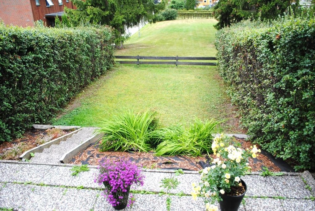 1 or 2 room in nice apartment near everything. - Hamar