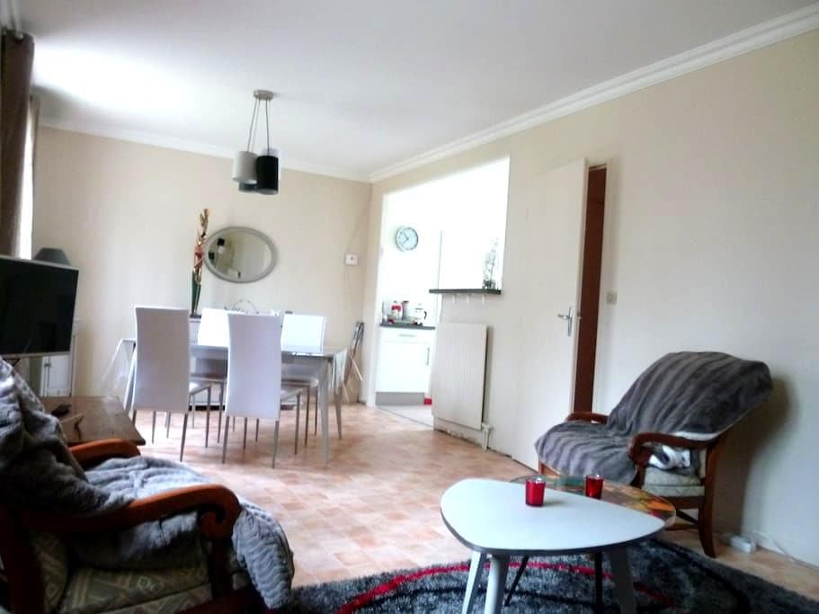Maison de plain pied - L'Isle-d'Espagnac - House