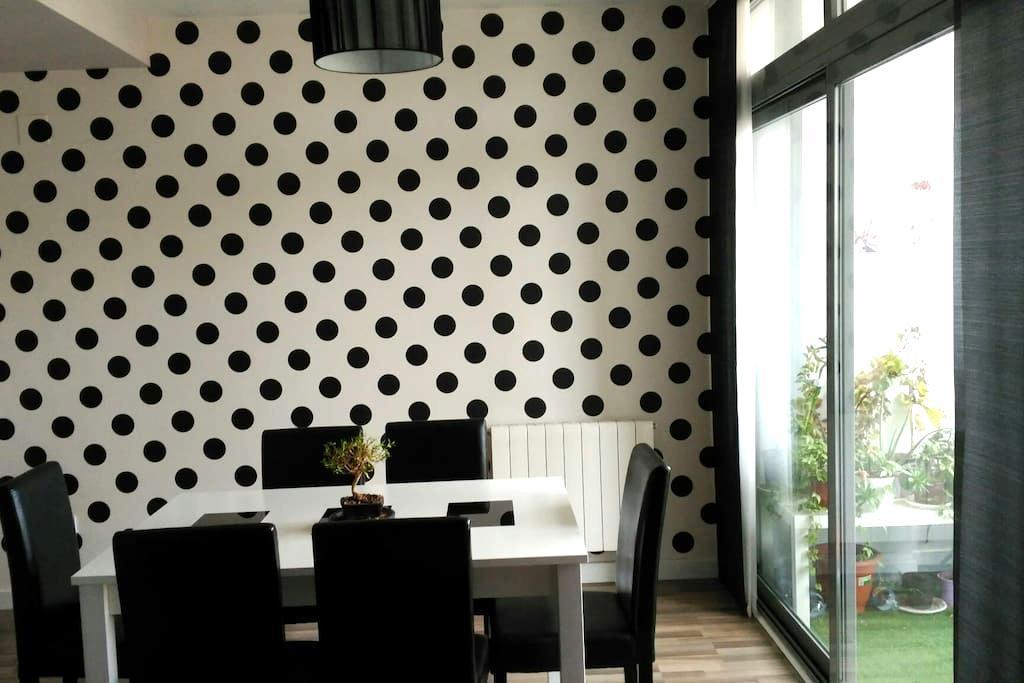 Habitación en casa nueva!! Wifi - Albacete - Haus