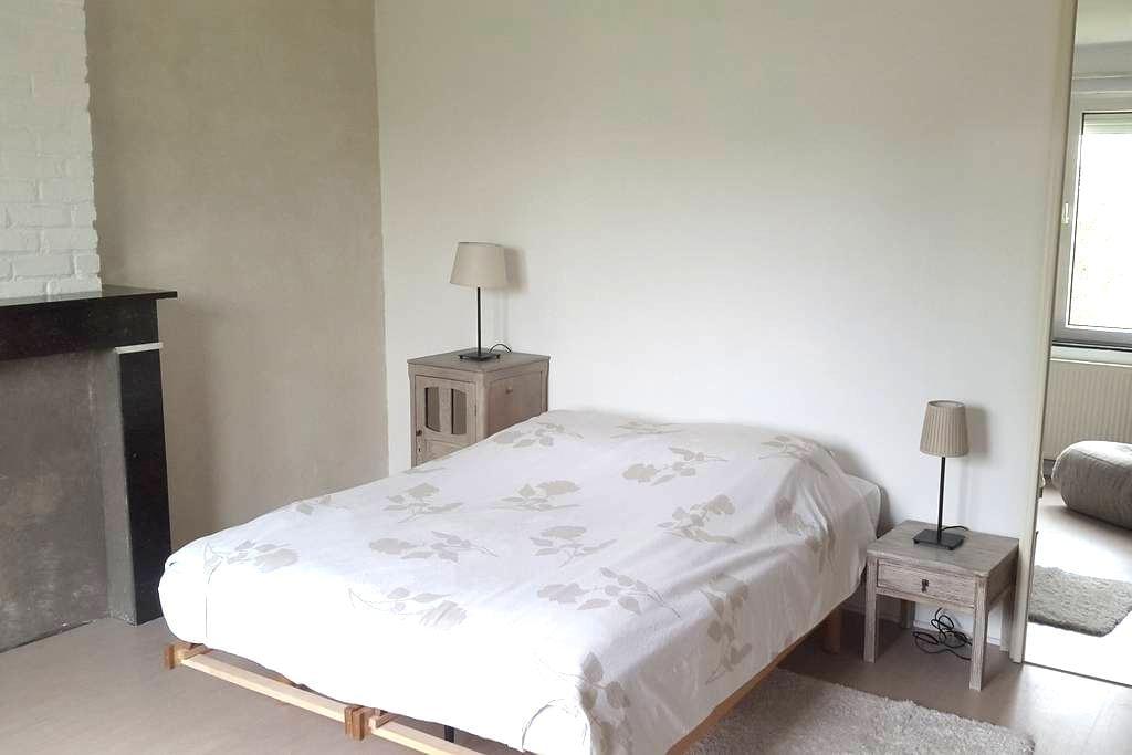 Charmant appartement en péripherie Bruxelloise - Overijse - Apartamento