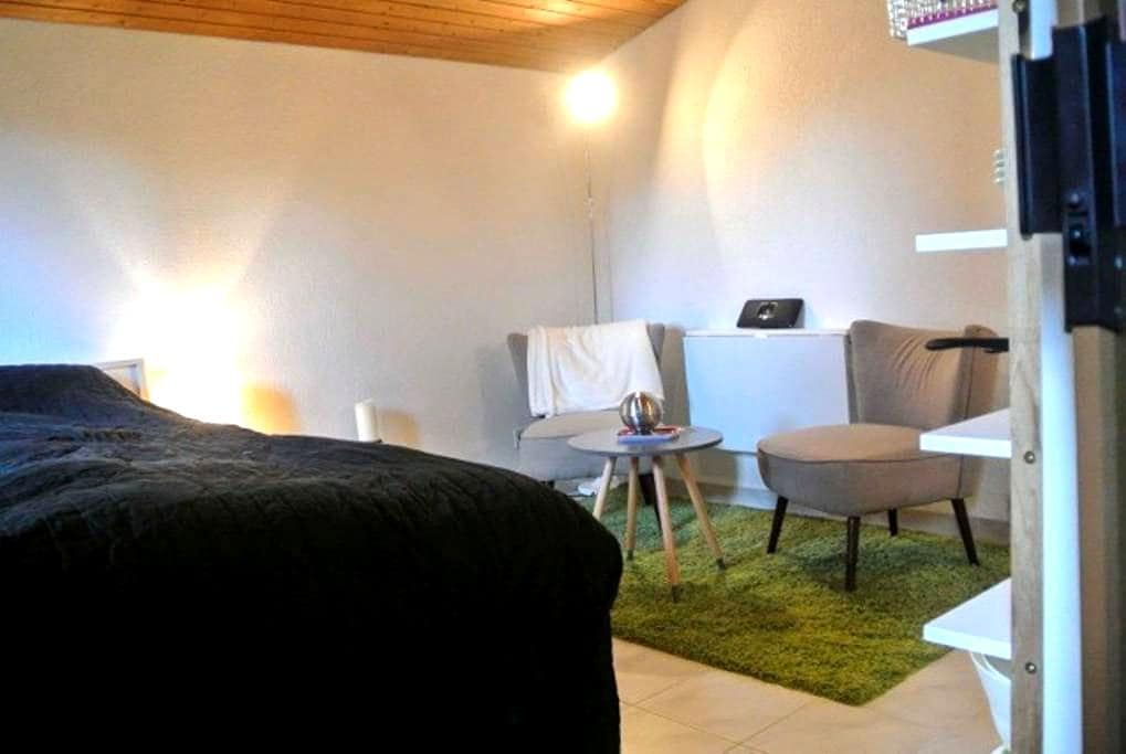 Located in the center, with parking - Vaz/Obervaz - Apartamento