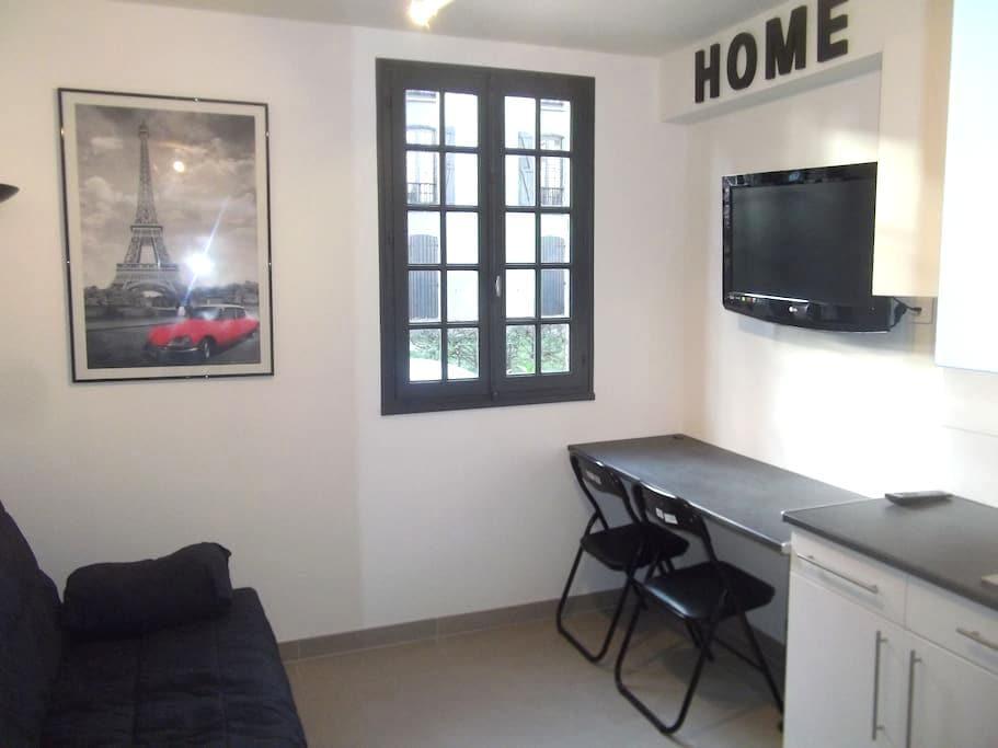 Quartier calme centre-ville Auxerre - Auxerre - Apartment