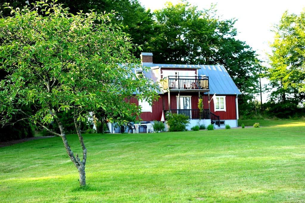 Hus på Hallandsåsen (Hjärnarp/Båstad) - Hjärnarp - House