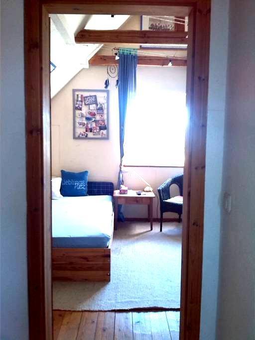 Bed&Breakfast in Einfamilienhaus! - Heilbronn - Appartement