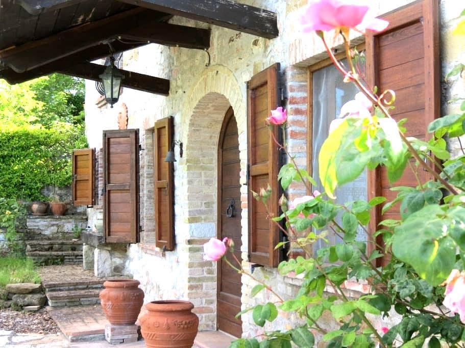 VILLA RUSTICA 'LE PIAGGE'  - Sassoferrato - Villa