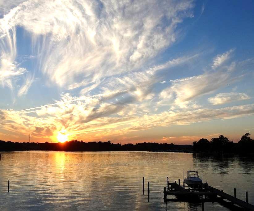 Chesapeake Bay Hideaway - Sparrows Point - Hús