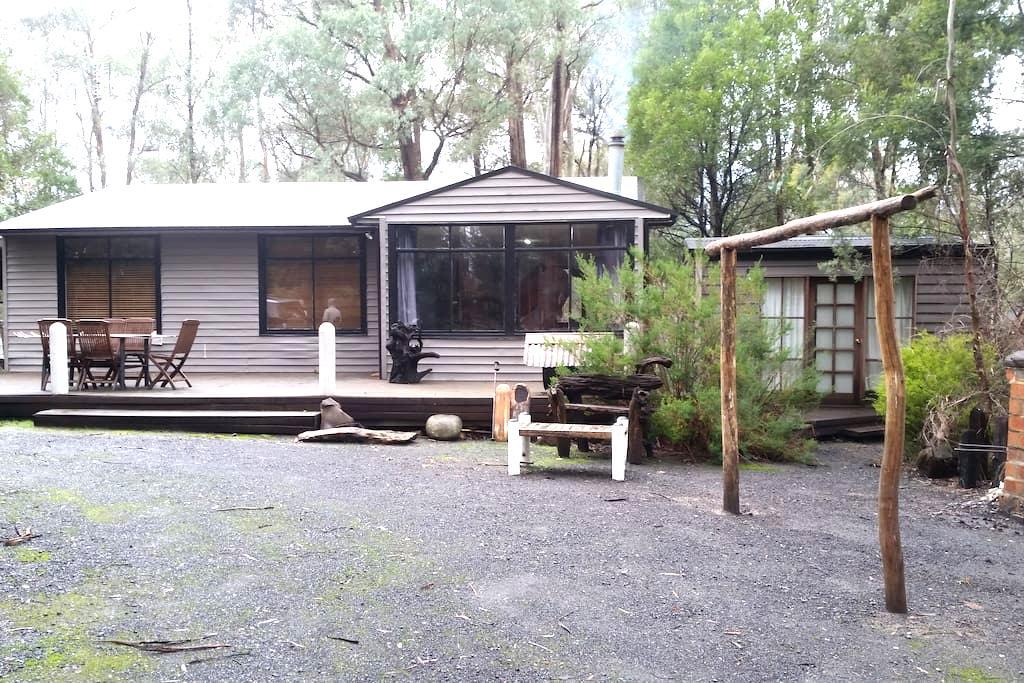 Sawmill Alpine Cottage - Sawmill Settlement - Apartment