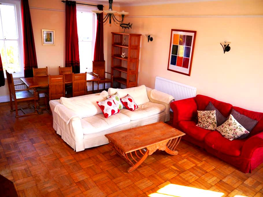 Spacious apartment with garden in Wath, Ripon - North Yorkshire - Wohnung