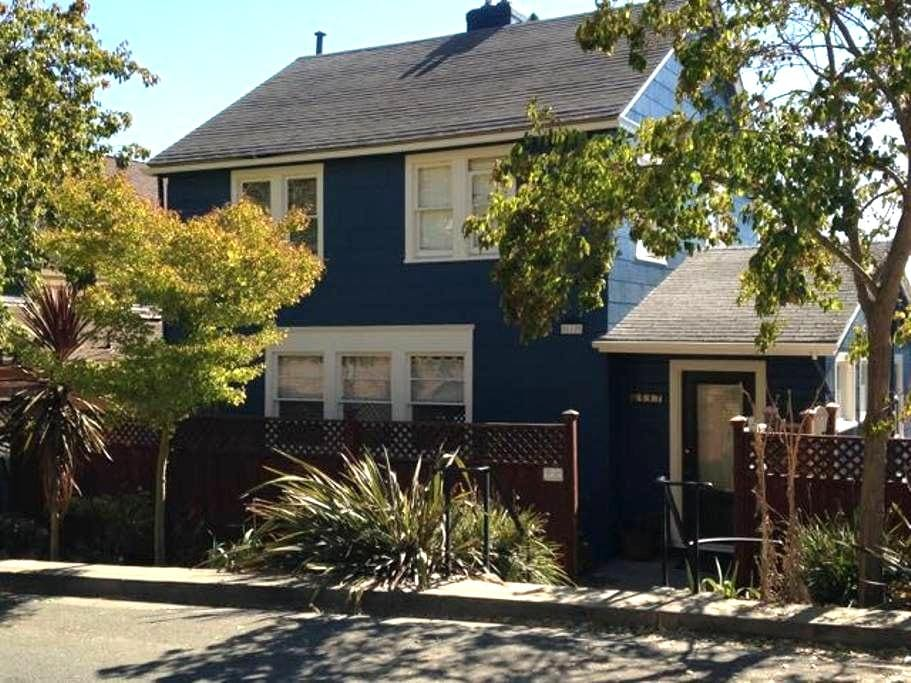 Charming House with River Views - Vallejo - Dom