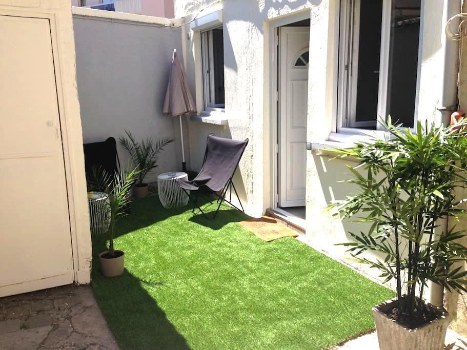 Bel appartement à Saint Cloud proche Paris - Saint-Cloud - Leilighet
