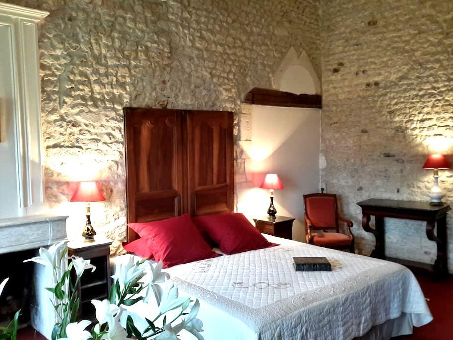 Le Domaine de Grammont-JEANNE - La Rochelle - Bed & Breakfast