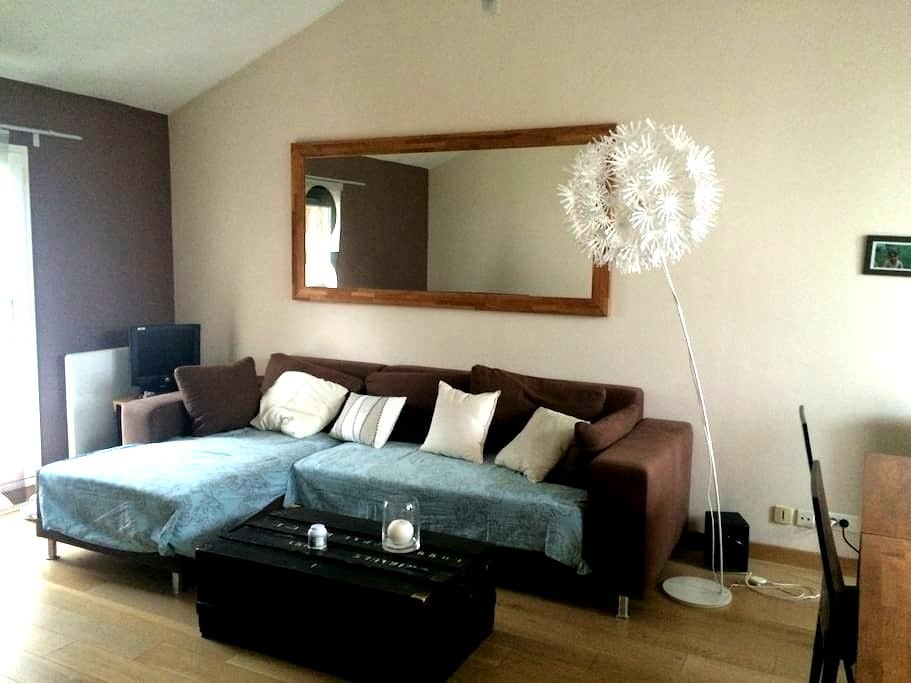 Very nice flat in a quiet area - Crolles - Lejlighed