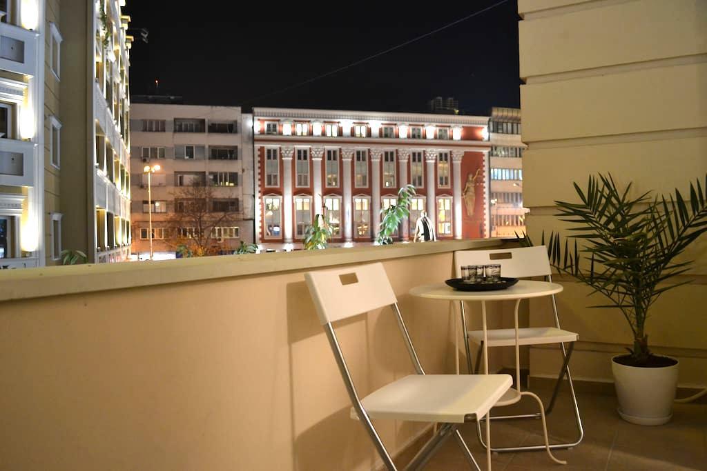 Lazarus Apartment - Skopje - Wohnung