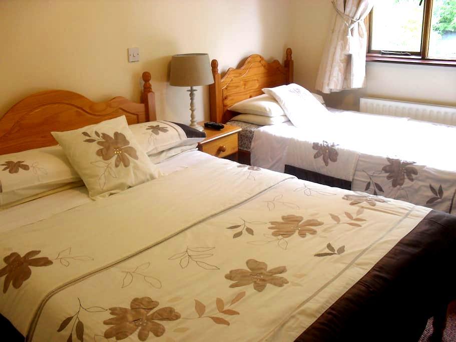 Lovely Family Bed & Breakfast - Ballybunion - Bed & Breakfast
