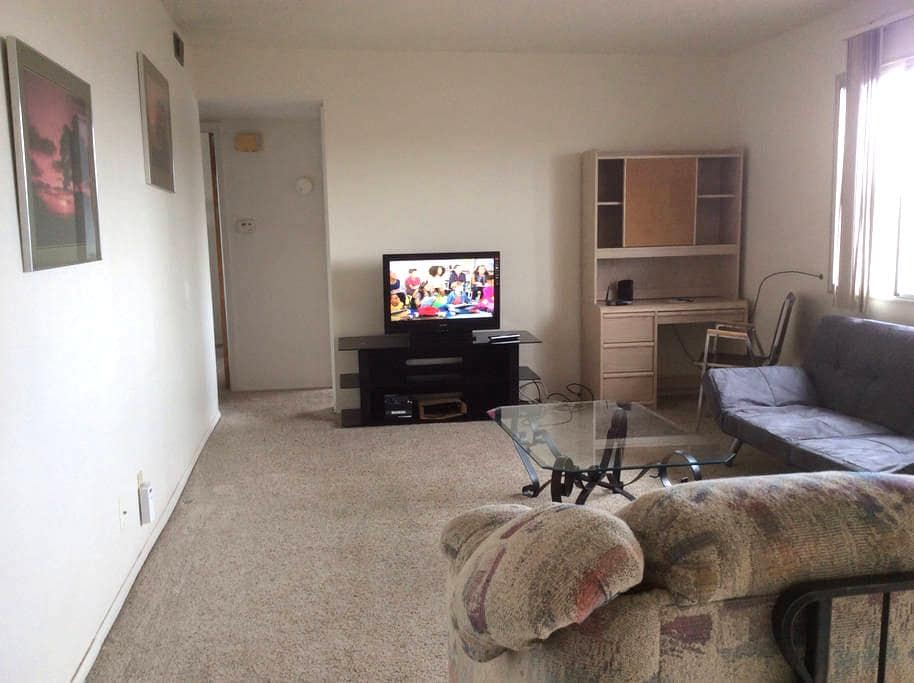 Rock Springs Wy. 2 bedroom upper unit - Rock Springs - Townhouse