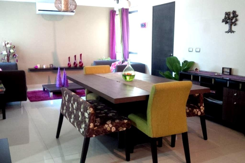 Room at a modern apartment - Villahermosa - Daire