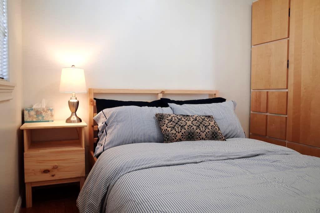 Quiet & Private 1 bedroom+parking - El Cerrito - 公寓