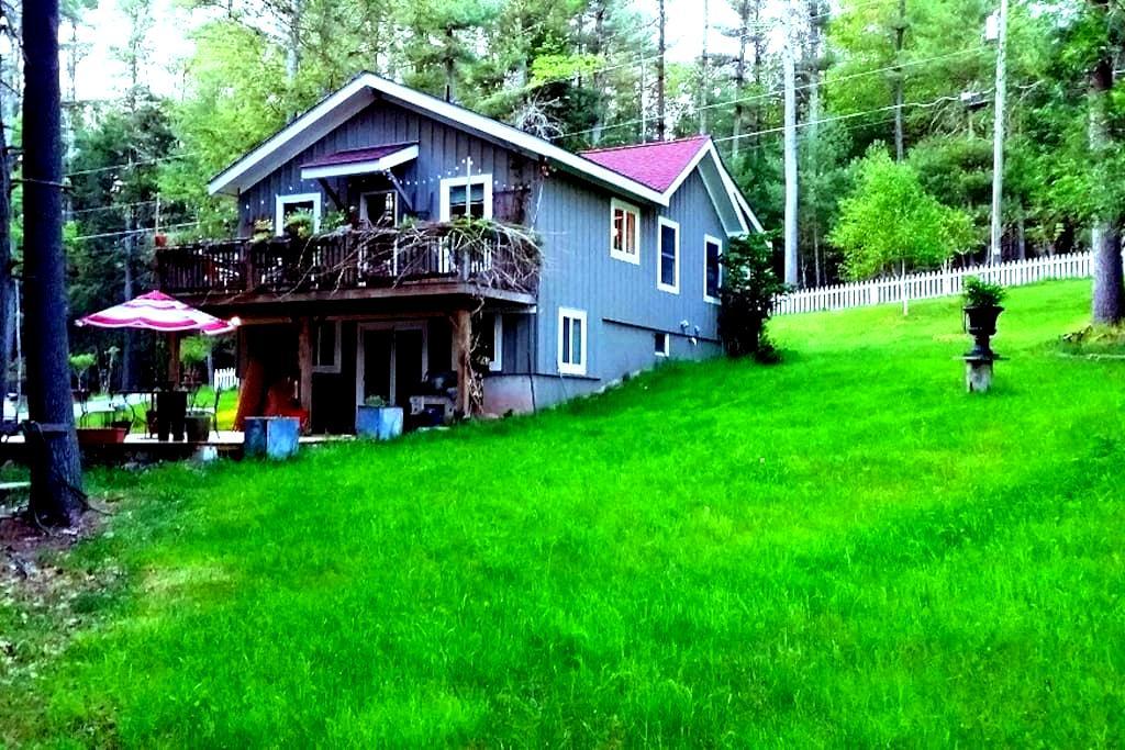 River Catskills Upstate NY Pool - Eldred - Rumah