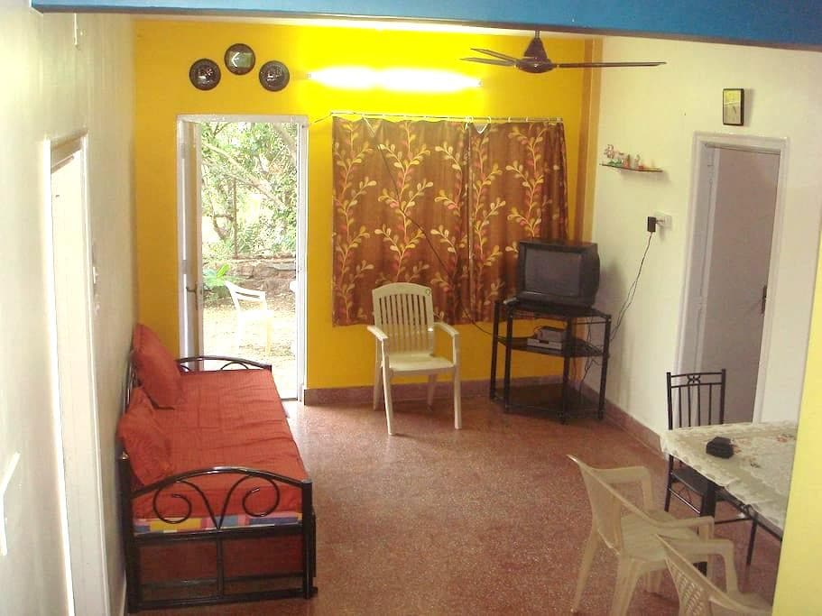 FURNISH GARDEN BUNGLOW IN PANCHGANI - Panchgani - 独立屋